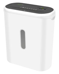 Limited Edition 8-Sheet Microcut Paper Shredder - White GMW83B