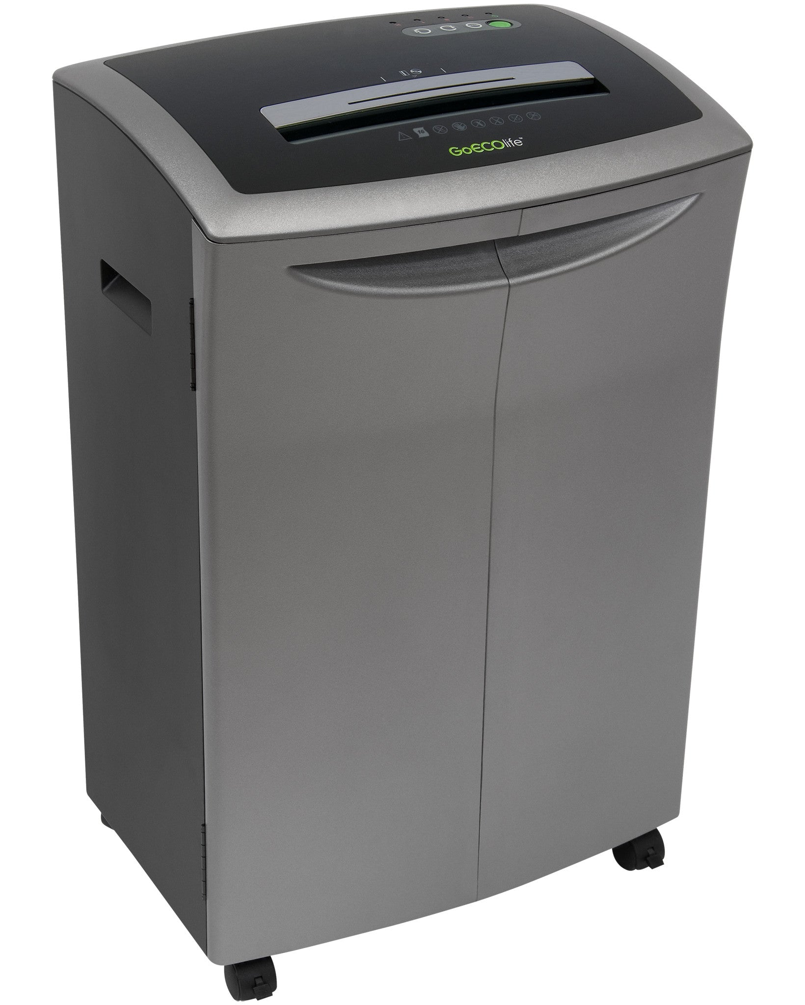 Platinum Series 16-Sheet Crosscut Paper Shredder GXC161Ti