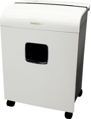 Limited Edition 12-Sheet Microcut Paper Shredder - White GMW120P - Repackaged