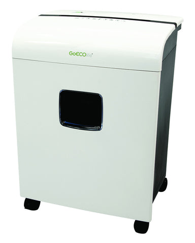 Limited Edition 12-Sheet Microcut Paper Shredder - White GMW121P