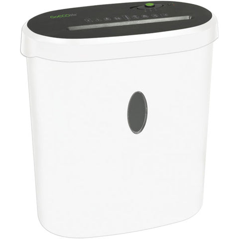 Limited Edition 8-Sheet Microcut Paper Shredder - Black GMA81B-BLK
