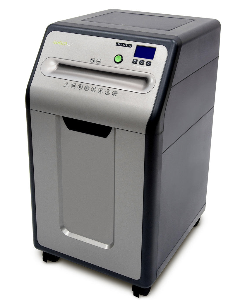 binless paper shredder