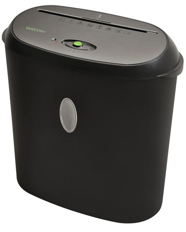 Limited Edition 8-Sheet Microcut Paper Shredder - Black GMW82Bi
