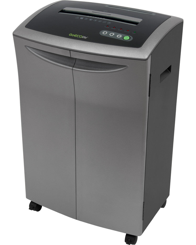 Platinum Series 12-Sheet Crosscut Paper Shredder GXC120Ti