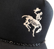 Rodeo Hat in Black