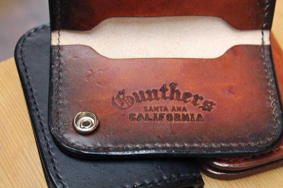 Brand New Leather Goods At Gunthers