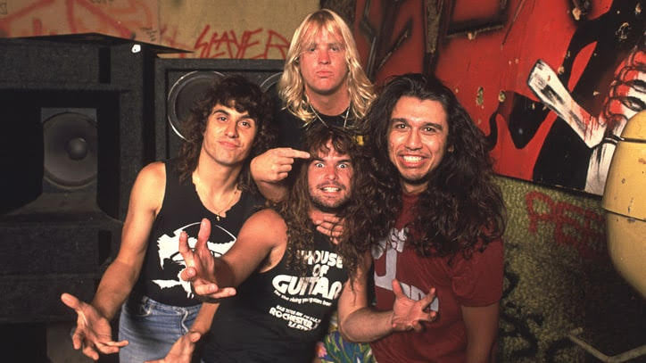 slayer band with stance sock gunthers