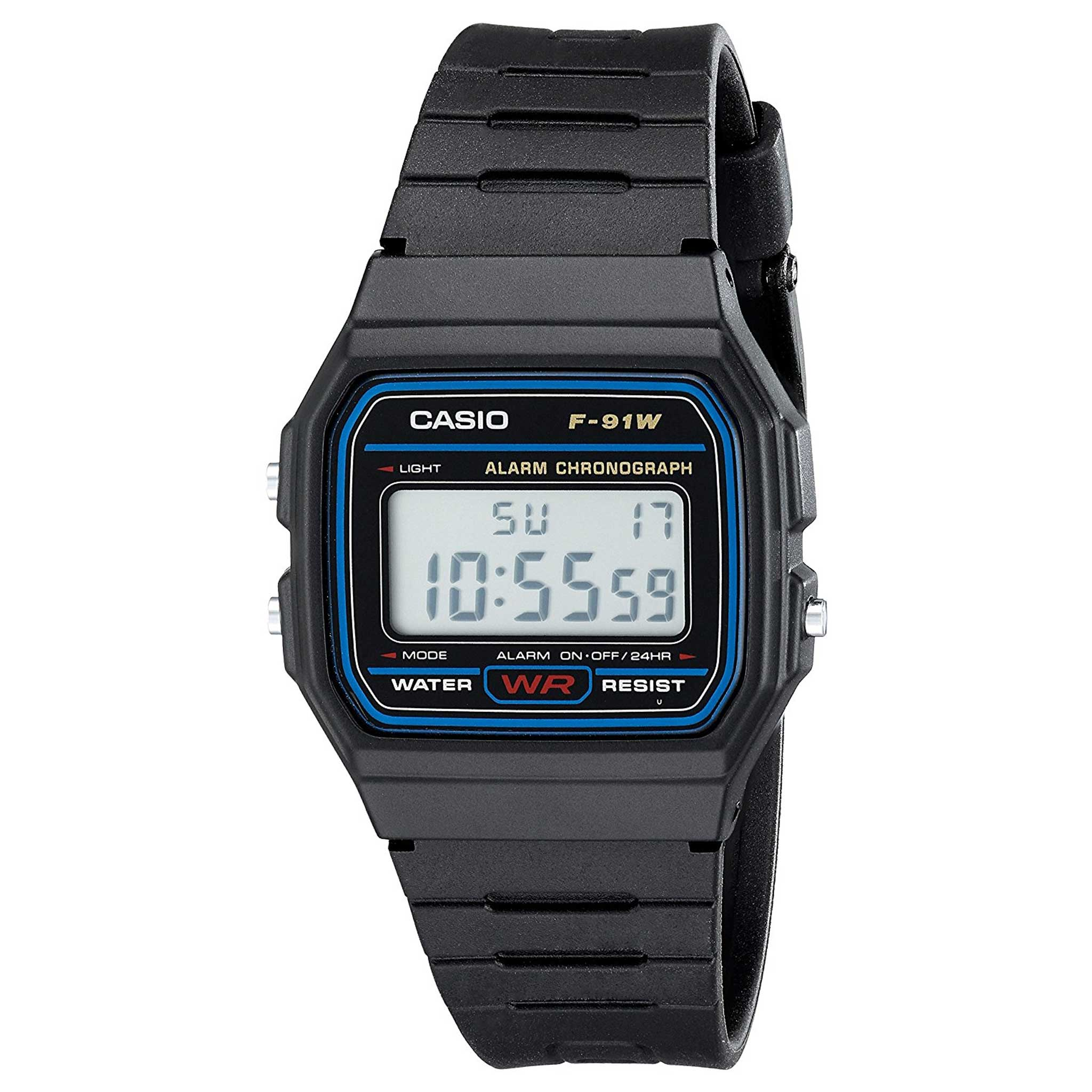 12317074c Casio | F91W-1 | Watches - Gunthers Supply And Goods