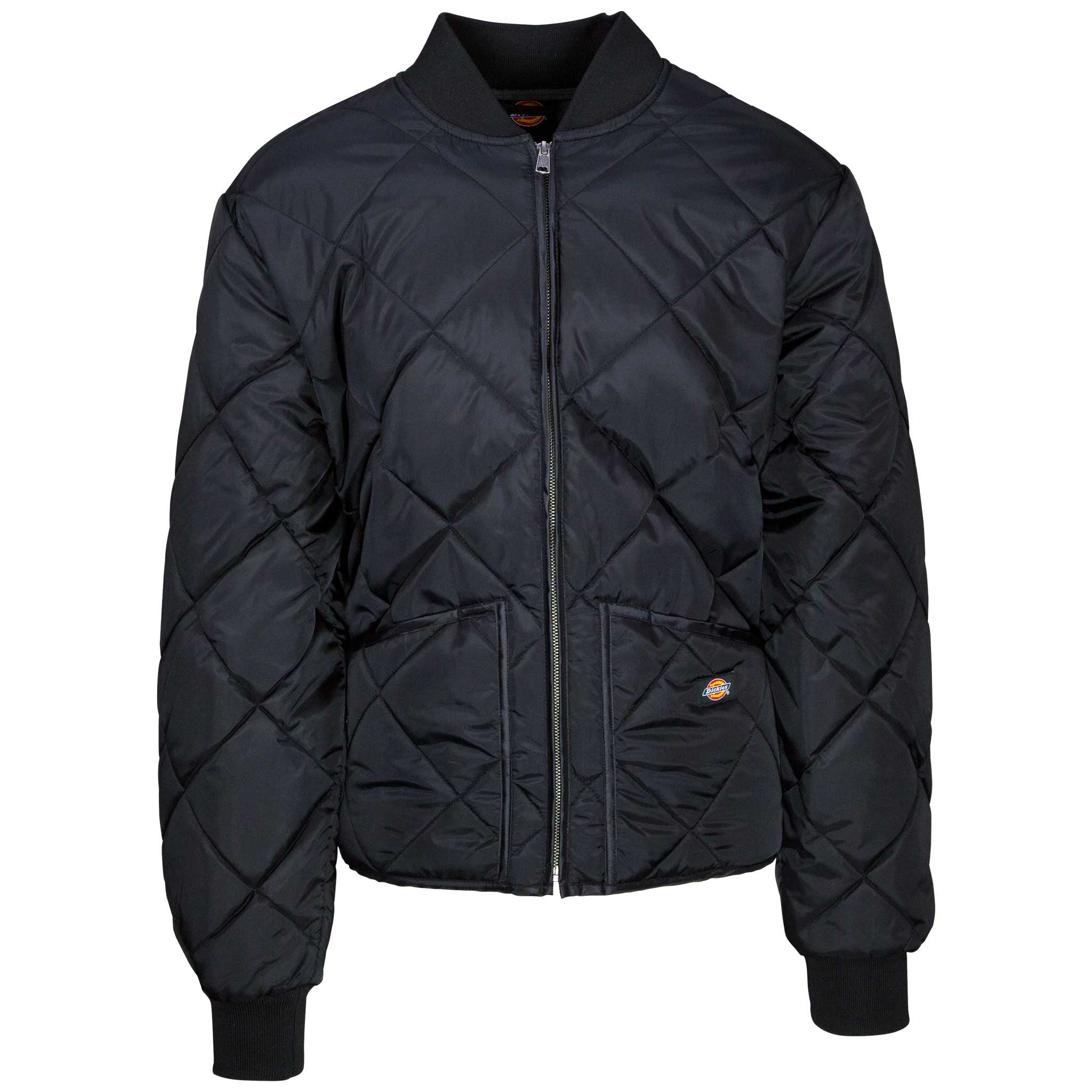 Diamond Quilted Nylon Jacket Gunthers Supply And Goods