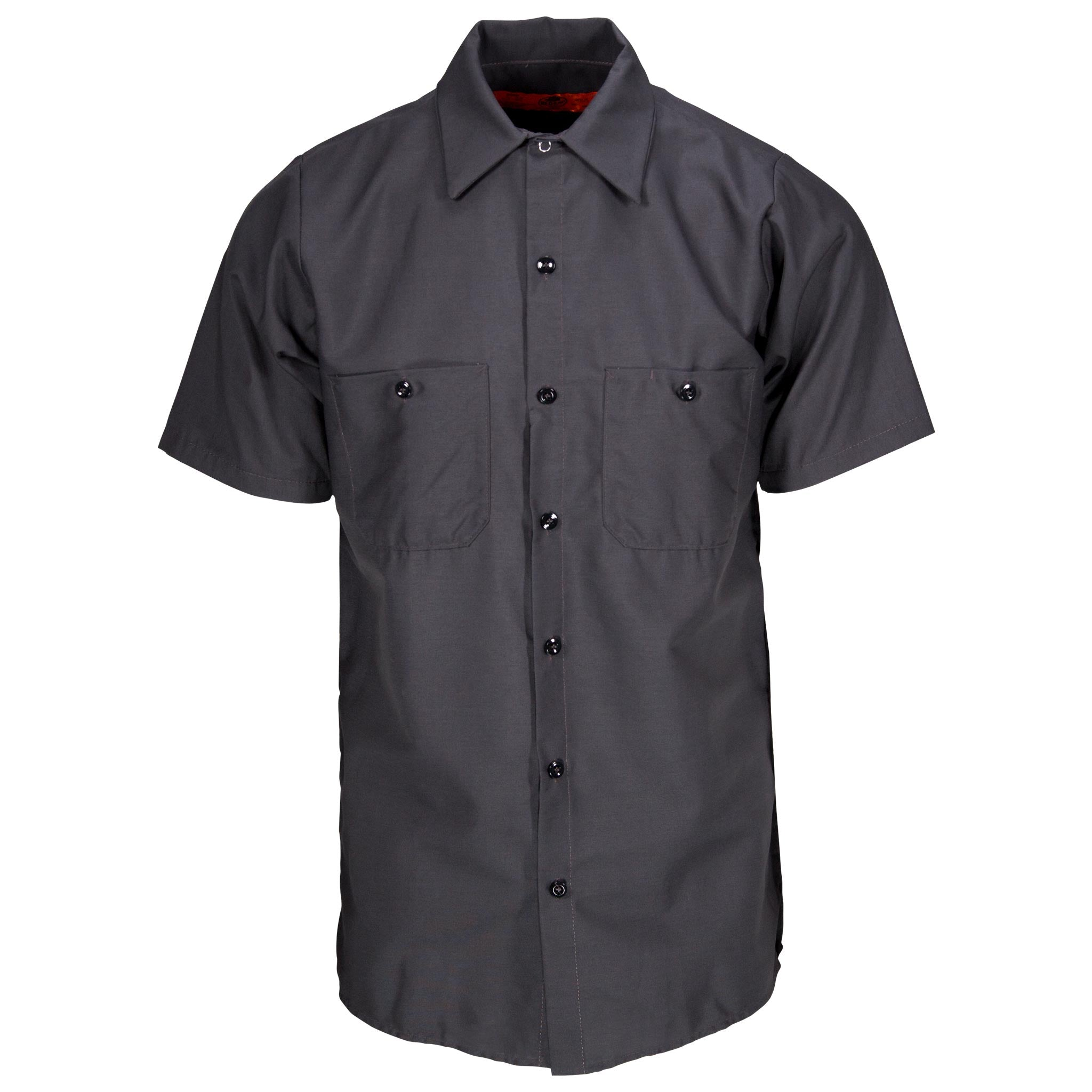 eb24ccc764 red-kap-industrial-work-shirt-charcoal-black-front ...