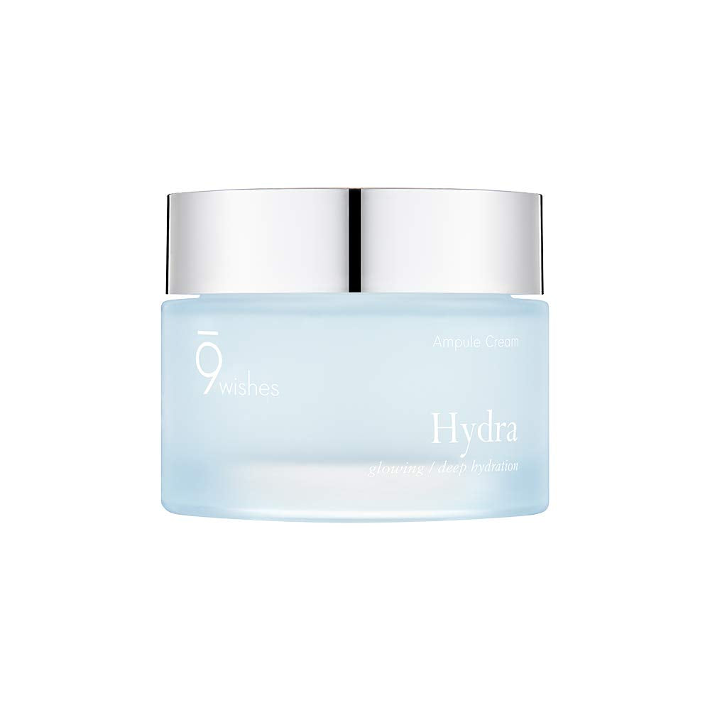 [ 9wishes ] Hydra Ampule Cream 50ml (1.7 fl. oz.)
