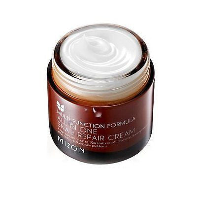 [ MIZON ] All In One Snail Repair Cream - KosBeauty