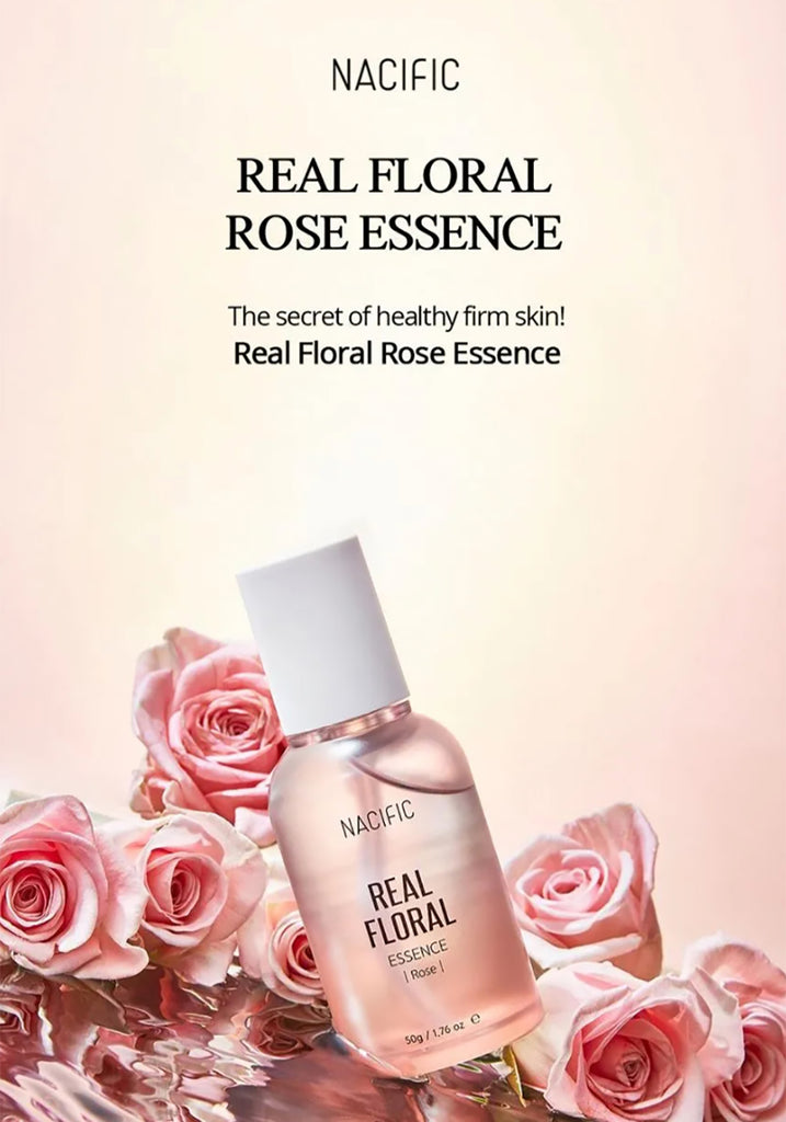 [ NACIFIC ] Real Floral Essence Rose 50g (1.76 oz.)