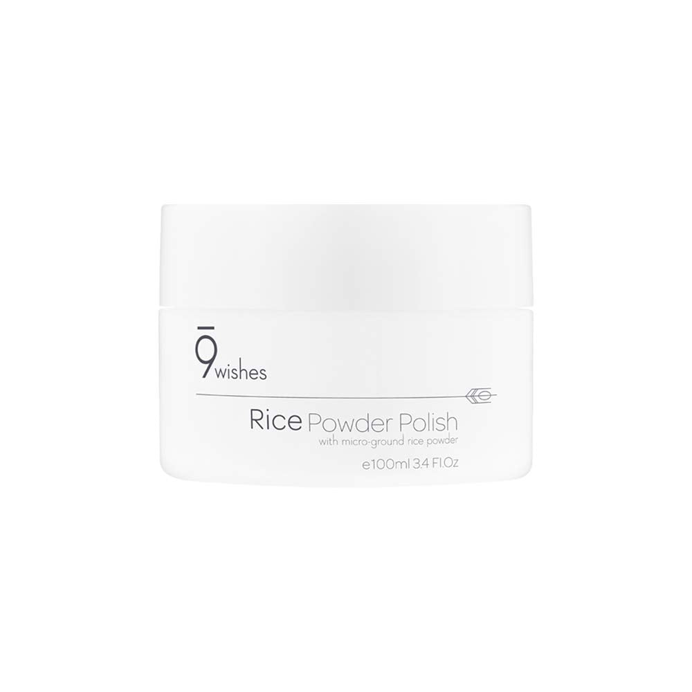 [ 9wishes ] Rice Powder Polish 100ml (3.4 fl.oz.)