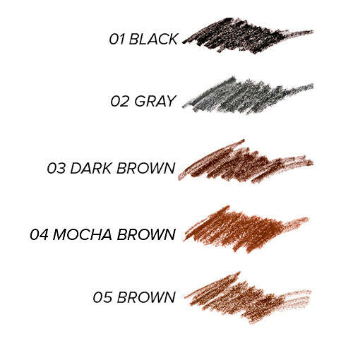 [ TONYMOLY ] Easy Touch Auto Eyebrow (Choose Your Color)
