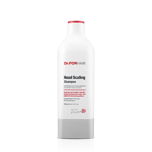 [ DR.FORHAIR ] Head Scaling Shampoo 400g (14.11 oz.)