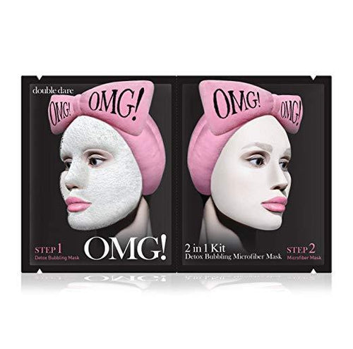 [ DOUBLE DARE ] OMG! SPA Mask ( Choose your favorite) - KosBeauty