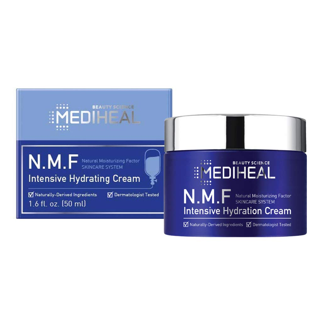[ MEDIHEAL ] N.M.F Intensive Hydrating Cream 50ml (1.6 fl. oz.)