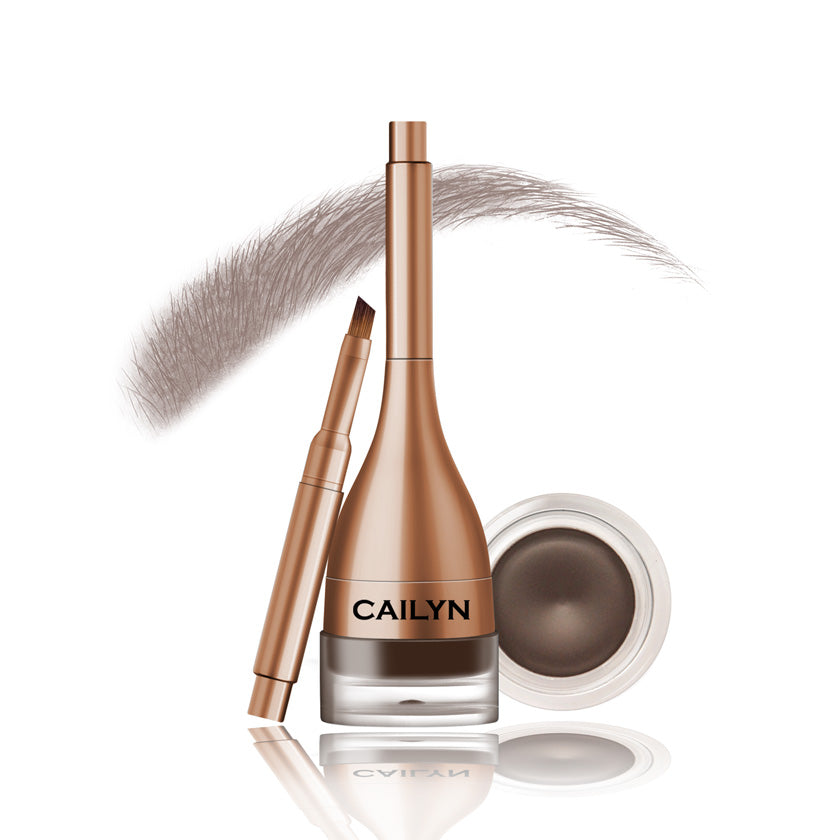 [ CAILYN ] Gelux Eyebrow #06 Oak 0.14 oz (4 g) - KosBeauty