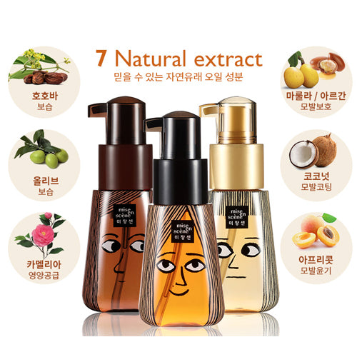 [ Mise En Scene ] Perfect Serum Limited Edition 3 Types (Original, Light, Rich)