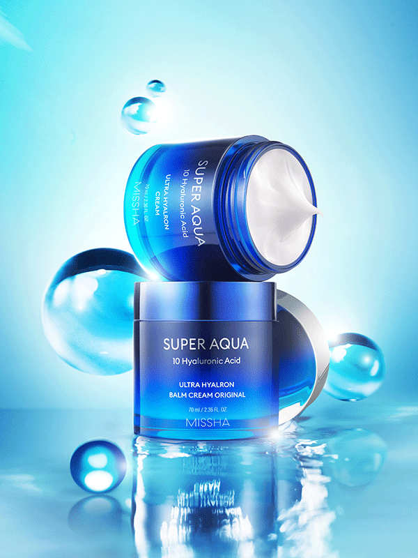 [ MISSHA ] Super Aqua Ultra Hyalron Balm Cream Original 70ml (2.36 fl. oz.)