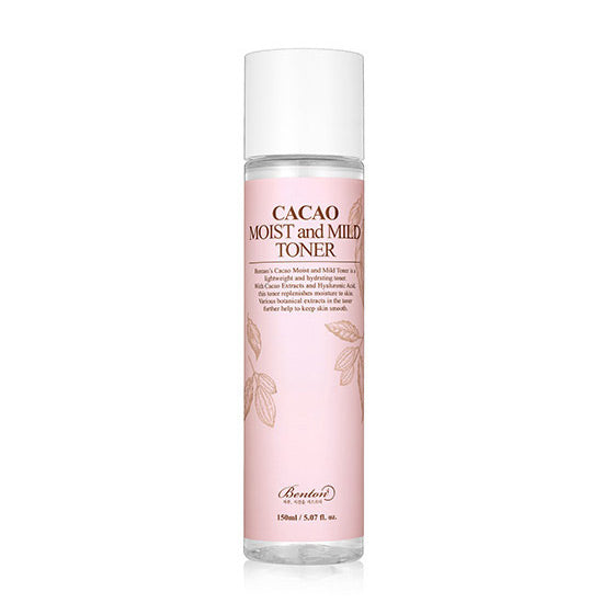 [ Benton ] Cacao Moist and Mild Toner 150ml