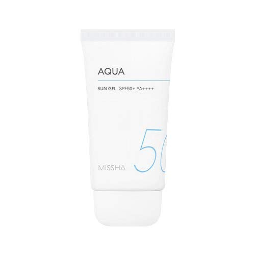 [ MISSHA ] All-around Safe Block Aqua Sun Gel Spf50+/PA+++ 50ml