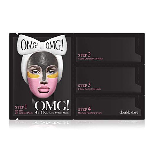 [ DOUBLE DARE ] OMG! Hair band + 4in1 kit Bundle set ( choose your option) - KosBeauty