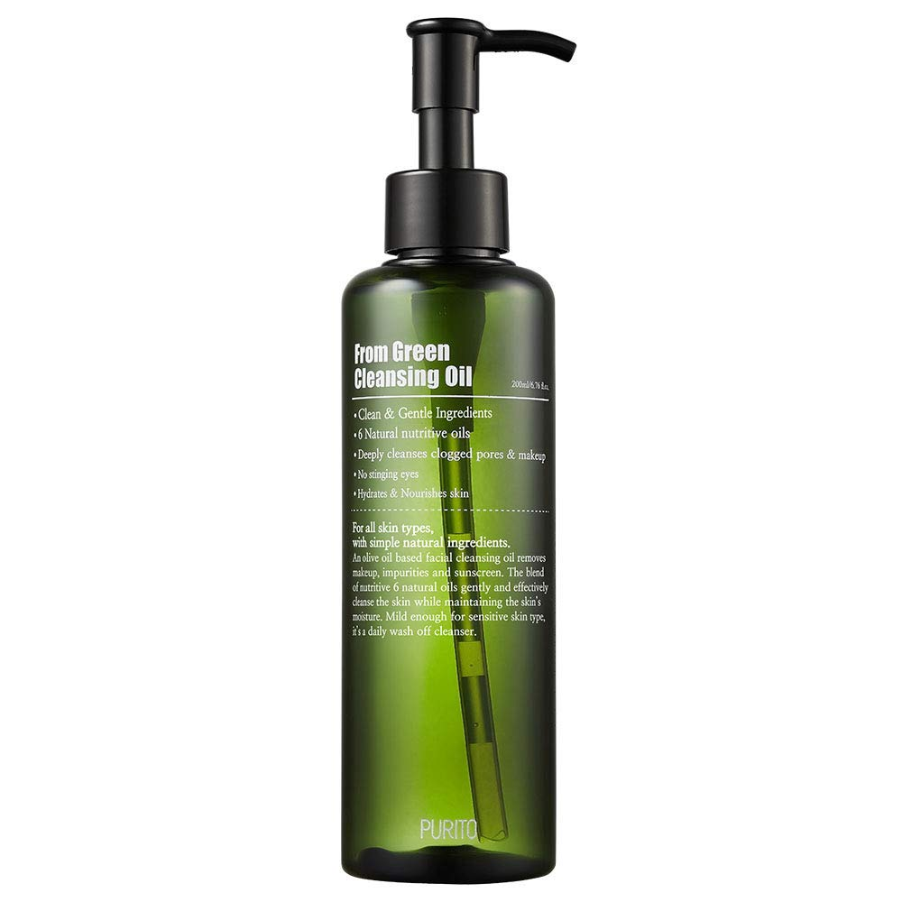 [ PURITO ] From Green Cleansing Oil 200ml (6.76 fl. oz.)
