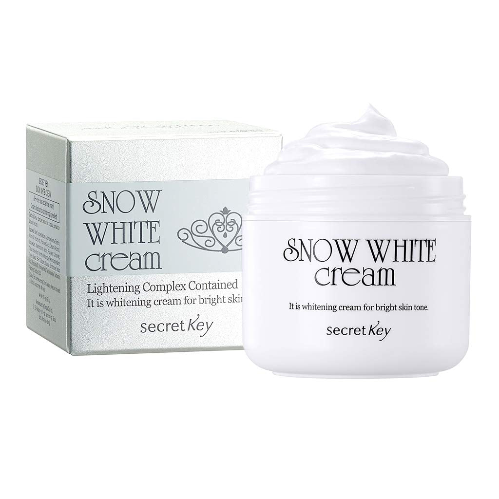 [ Secret key ] Snow White Cream 50g