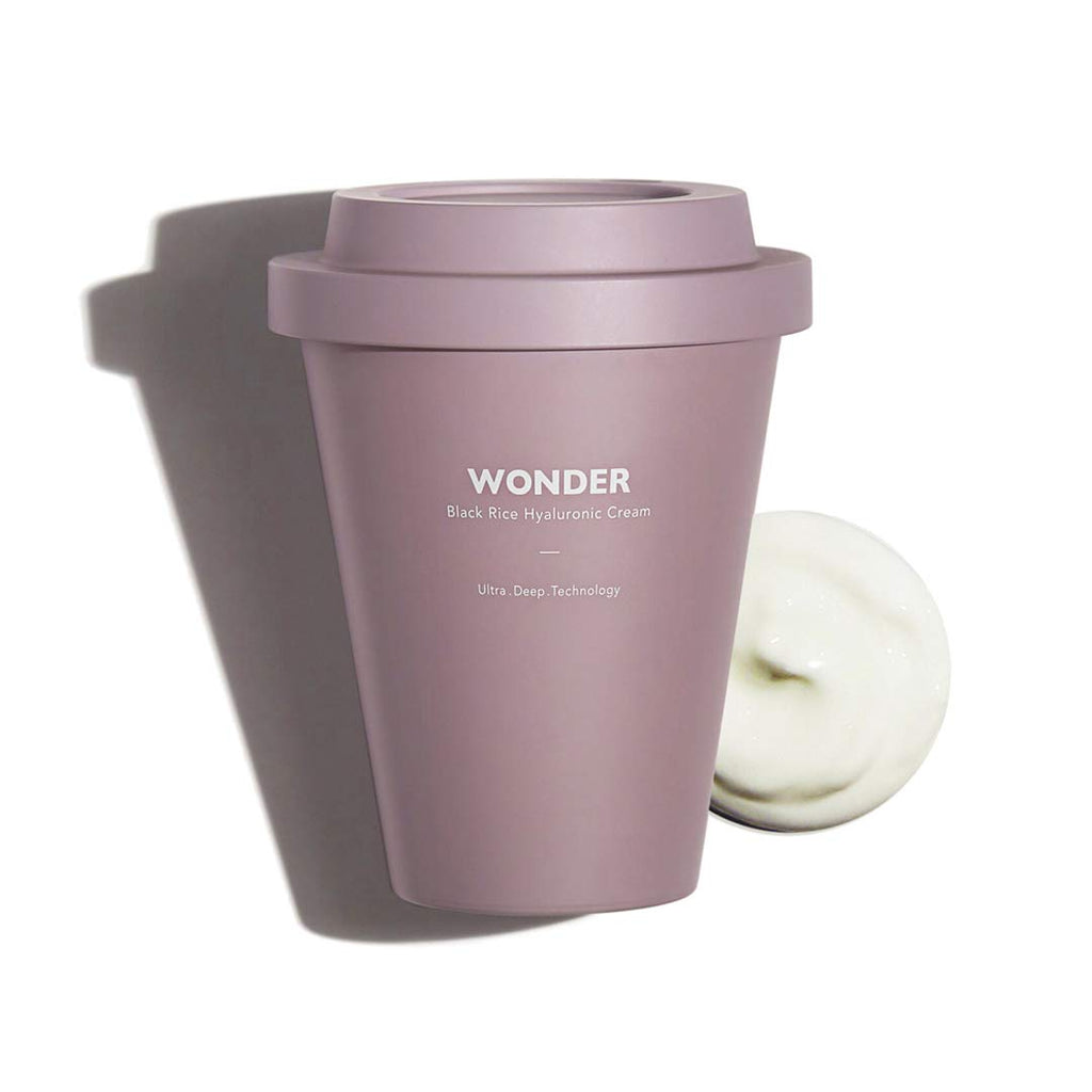[ HARUHARU ] Wonder Black Rice Hyaluronic Cream 90ml