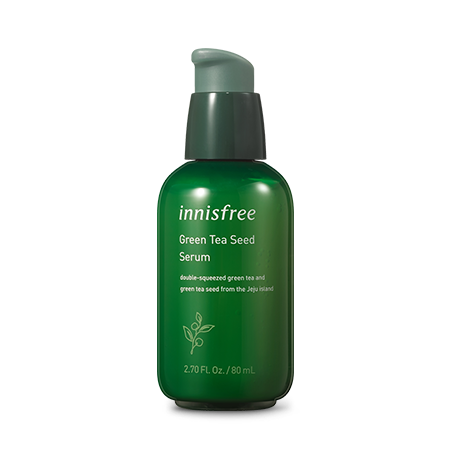 [ Innisfree ] 2016 New Upgrade The Green tea Seed Serum 80ml