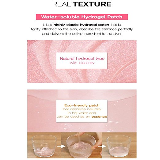 Hemish Special set For All clean Balm + Bulgarian Rose Eye patches - KosBeauty