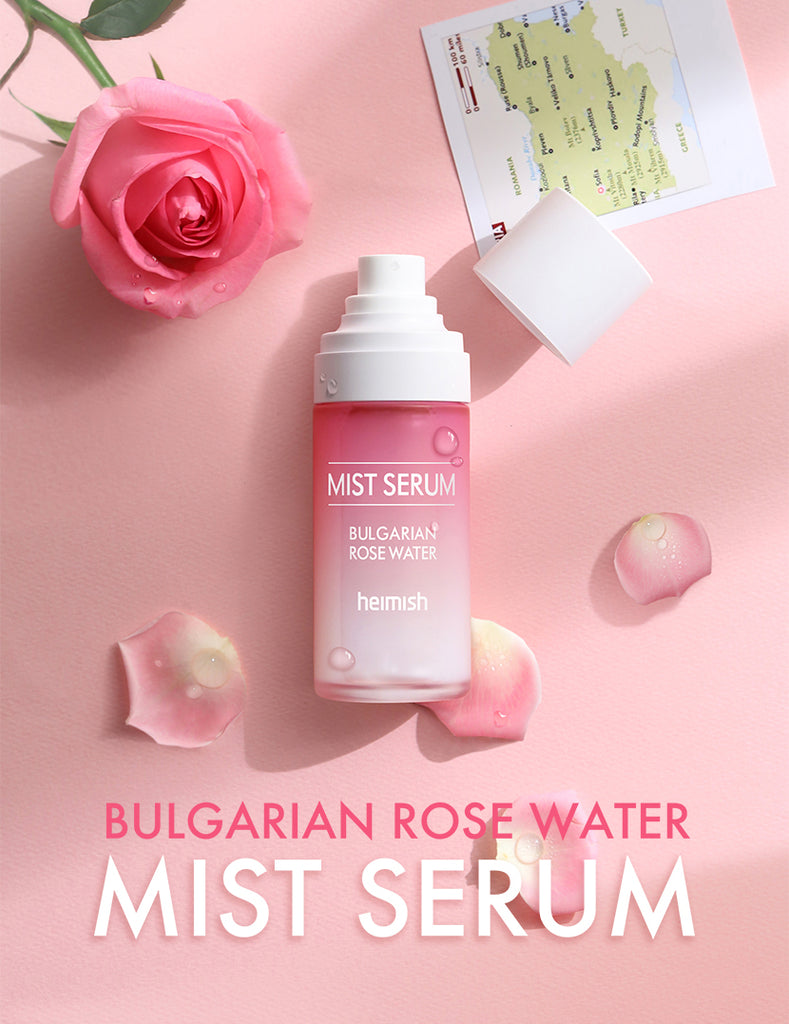 [Heimish] Bulgarian Rose Water Mist Serum 55ml - KosBeauty