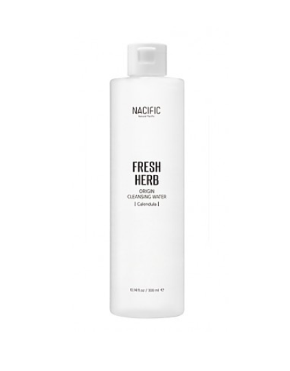 [ NACIFIC ] Fresh Herb Origin Cleansing Water Calendula 10.14 oz / 300 ml