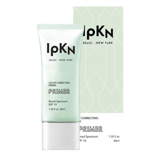 [ IPKN ] Color Correcting Primer - Green 40 ml - KosBeauty