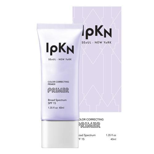 [ IPKN ] Color Correcting Primer - Purple - KosBeauty