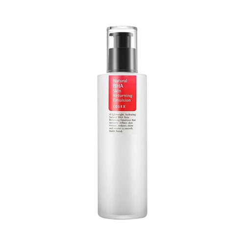 [ COSRX ] Natural BHA Skin Returning Emulsion 100ml - KosBeauty