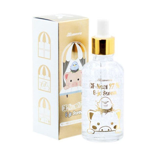 [ Elizavecca ] Gold CF-Nest 97% B-Jo Serum 50ml - KosBeauty