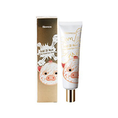 [ Elizavecca ] Gold CF-Nest White Bomb Eye Cream 30ml - KosBeauty