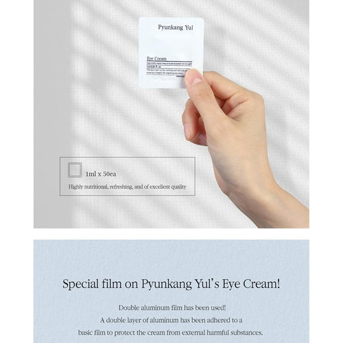[ Pyunkang Yul ] Eye Cream (1ml X 50ea)