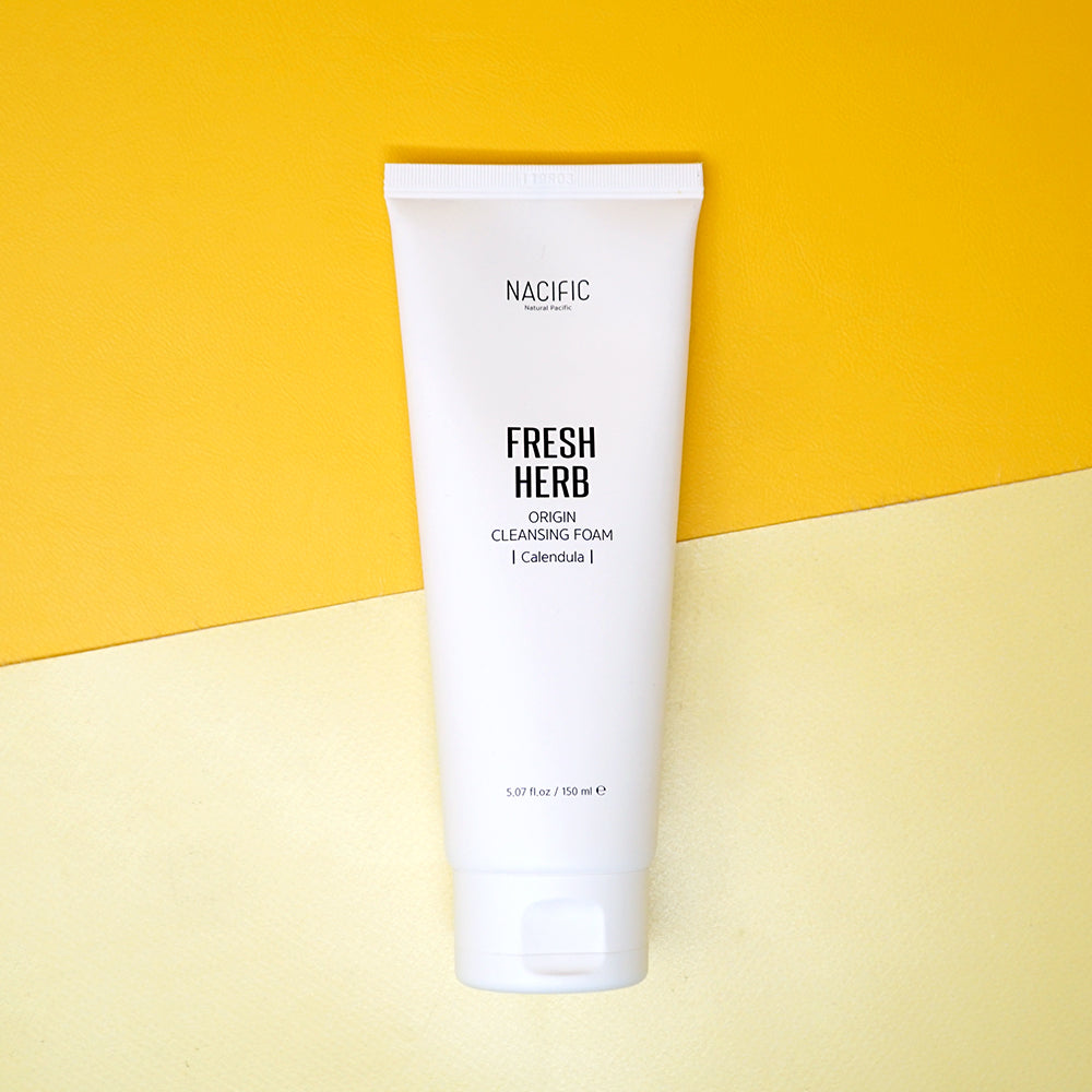 [ NACIFIC ] Fresh Herb Origin Cleansing Foam 5.07 oz / 150 ml