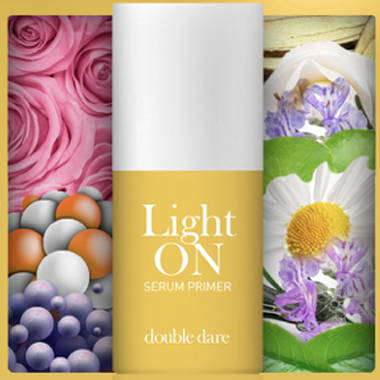 [ DOUBLE DARE ] Light On Serum Primer 30g / 1.05oz - KosBeauty