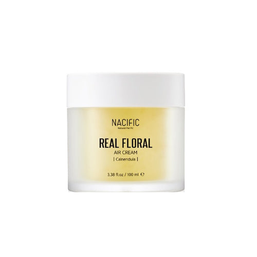 [ NACIFIC ] Real Floral Air Cream Calendula 100 ml / 3.38 oz