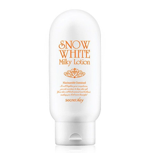 [ Secret Key ] Snow White Milky Lotion 120g - KosBeauty