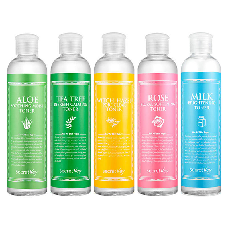 [ Secret Key ] Skin Refreshing Nature Toner 248 ml 5 Types