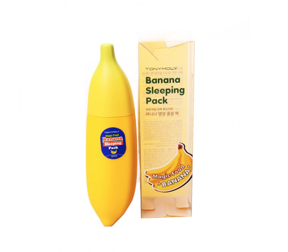 [ Tony Moly ] Banana Sleeping Pack 85ml - KosBeauty