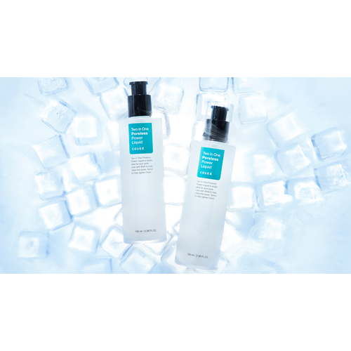 [ COSRX ] Two In One Poreless Power Liquid 100ml - KosBeauty