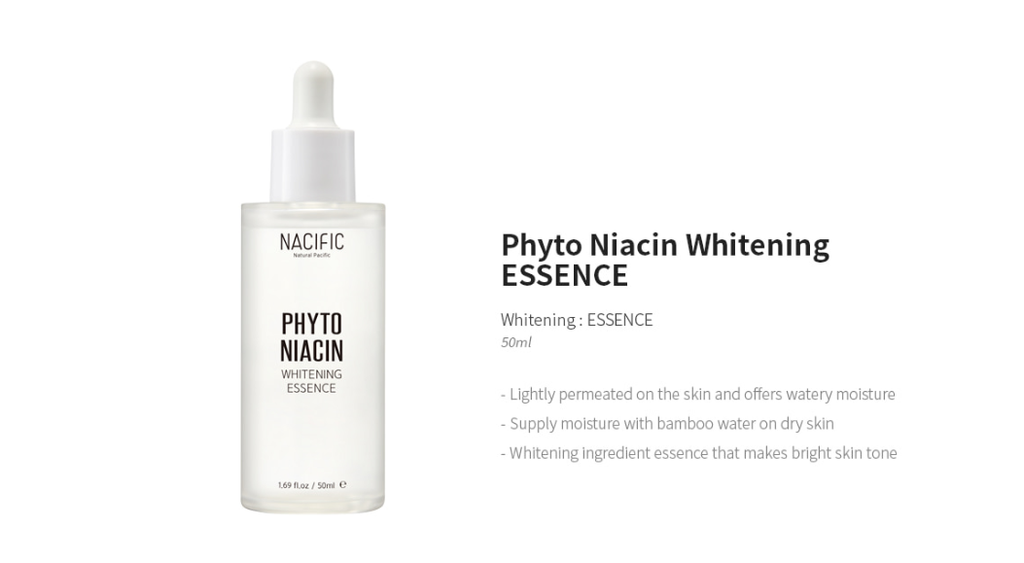 [ NACIFIC ] Phyto Niacin  Whitening Essence 50ml - KosBeauty