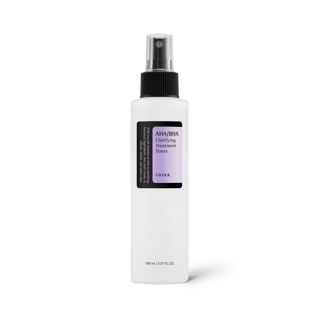 [ COSRX ] AHA / BHA Clarifying Treatment Toner 150ml - KosBeauty